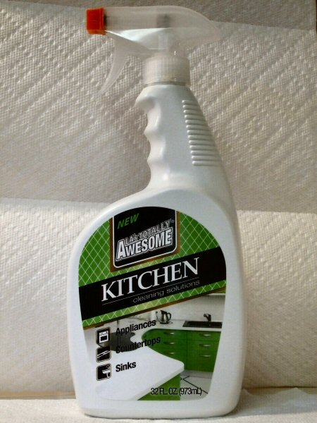 LA's Totally Awesome Kitchen Cleaning Solutions (small)