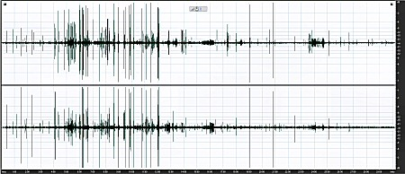 Waveform in Adobe Audition