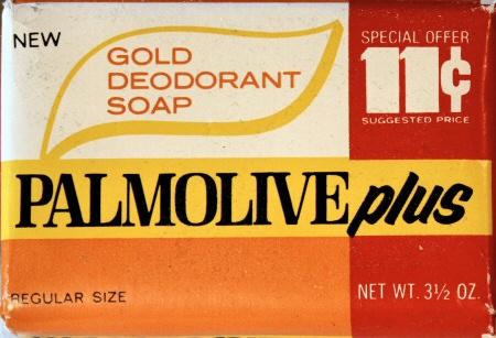 Palmolive Gold Plus