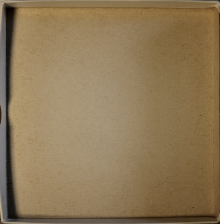 Inside front cover-tape 890