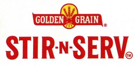 Golden Grain STIR-N-SERV