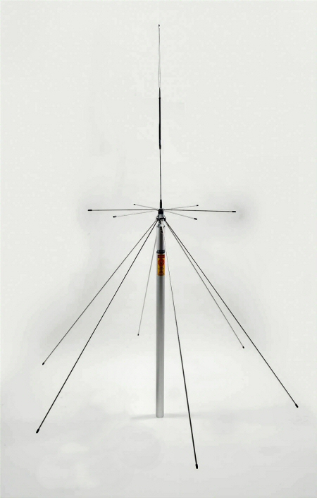 Comet DS-150S discone antenna